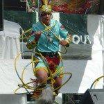 First Nations hoop dancer_image
